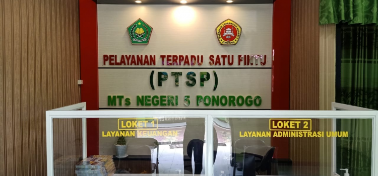 Dengan PTSP Layanan Masyarakat Akan Cepat, Tepat dan Akurat